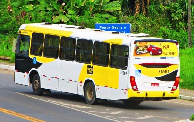 BA: Empresas de ônibus suspendem 650 funcionários por conta do isolamento social do coronavírus