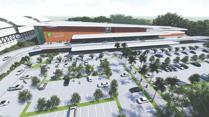 Nova Rodoviária de Salvador terá acesso direto aos modais de transporte