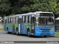 Bandidos realizam arrastão em ônibus do Sistema Transcol em Vitória