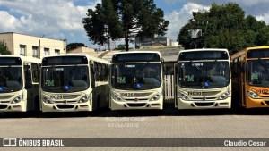 Ônibus da Região Metropolitana de Curitiba sofrem alterações de horários nesta segunda-feira