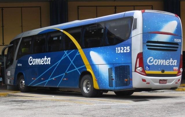 Viação Cometa reduz o número de viagens entre Sorocaba e São Paulo devido baixa demanda de passageiros