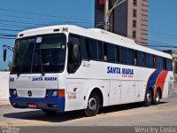 PI: Ônibus vindo de São Paulo é abordado por equipe de saúde em Sigefredo Pacheco