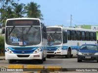 SE: Ônibus lotados deixa rodoviários e passageiros apreensivos em Aracaju