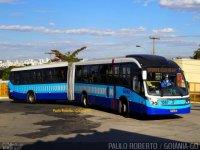 GO: Passageiros realizam protesto devido ônibus do BRT quebrar em Senador Canedo