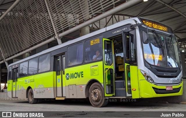Belo Horizonte registra estações de ônibus mais vazias nesta quinta-feira