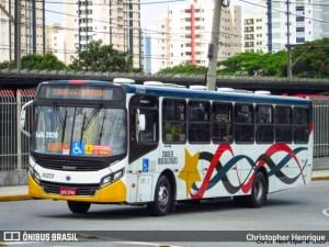 SP: Prefeitura de Mogi das Cruzes volta reduzir o número de ônibus nas ruas