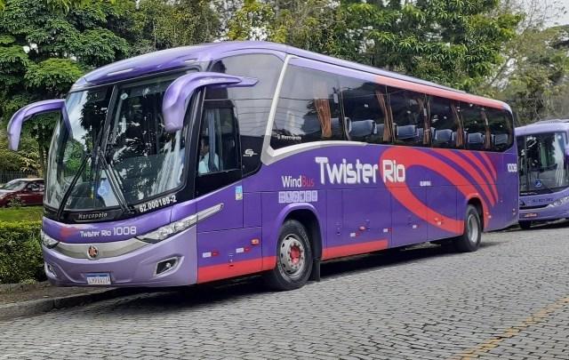 RJ: Prefeitura de Petrópolis proíbe a entrada de ônibus de turismo na cidade devido ao Coronavírus