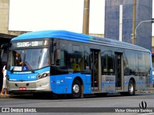 Prefeitura de São Paulo reduz o número de ônibus que circulam durante a madrugada