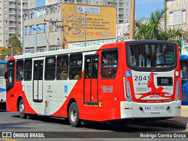Campinas opera com frota reduzida de ônibus a partir desta segunda-feira