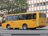 Acidente com ônibus chama atenção na manhã deste domingo em Curitiba