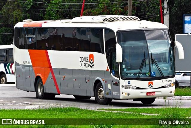 RJ: Viação Cidade do Aço suspende viagens entre o Sul Fluminense ao Rio de Janeiro e Região Metropolitana
