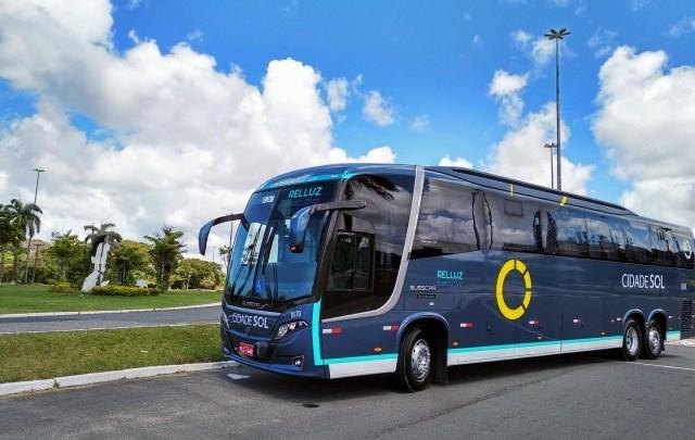 BA: Viação Cidade Sol melhora atendimento em Feira de Santana