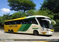 Ônibus da Gontijo é interceptado no interior da Bahia por suspeita de coronavírus