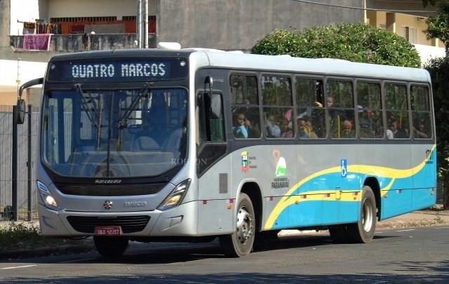 PR: Passe livre para estudantes e idosos é suspenso pela Prefeitura de Paranavaí