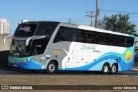 Vídeo: Ônibus da Satélite Norte é impedido de entrar no Maranhão neste domingo