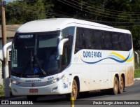 SC: Ônibus da Ouro e Prata é barrado pela Polícia Militar Rodoviária em São Lourenço do Oeste