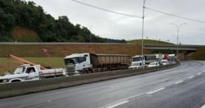 Rodovias Federais do Espírito Santo seguem com interdições devido às chuvas