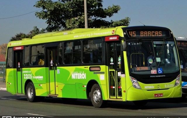 RJ: Prefeitura de Niterói simula com motoristas de ônibus dificuldades de idosos no transporte público