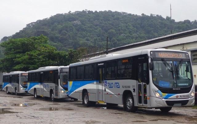 Rio Ita renova parte de sua frota com novos carros Torino S Volks