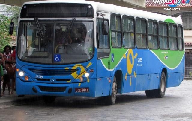 Ônibus é incendiado em Vila Velha nesta tarde de quinta-feira