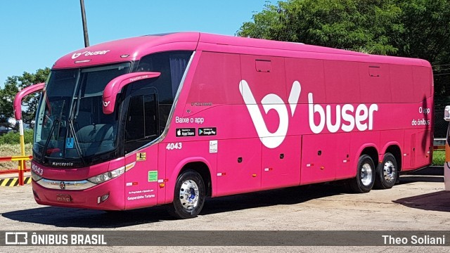 MG: Ônibus da Buser são apreendidos em Juiz de Fora