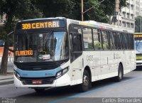 Infestação de Barata em ônibus da linha 309 chama atenção no Rio de Janeiro