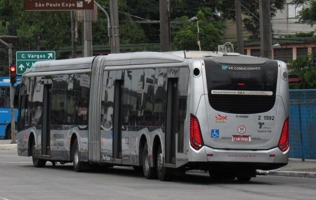 São Paulo: Ônibus seguem circulando lotados em meio a quarentena, gerando risco de contaminação do novo coronavírus