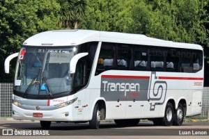 SP: Jovem acaba atropelado por ônibus da Viação Transpen