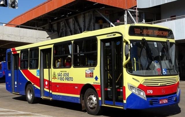 SP: Prefeitura de São José do Rio Preto suspende gratuidade de idosos nos ônibus em horários de pico