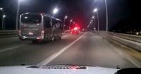 Micro-ônibus com turistas americanos é interceptado em Florianópolis por suspeita do coronavírus