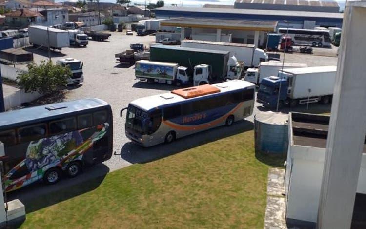 Coronavírus: PRF barra protesto de funcionários do setor de turismo nesta segunda-feira em Florianópolis