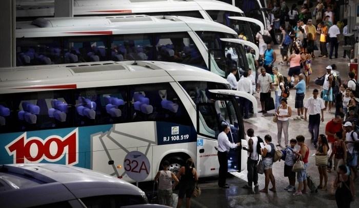 Coronavírus: viagens de ônibus devem seguir orientações da OMS