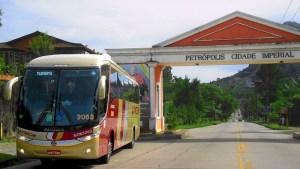 RJ: Prefeitura de Petrópolis amplia restrição do comércio e transporte até o final de abril