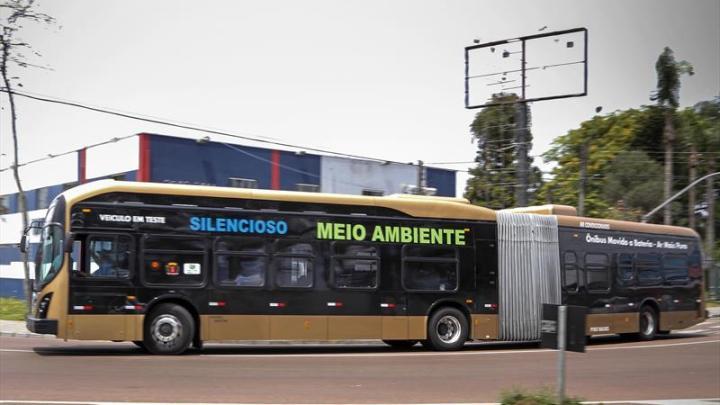 SP: São José dos Campos assina contratos para implantação da Linha Verde e aquisição de ônibus elétricos