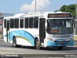 Rio: Homem rouba ônibus da Vera Cruz e sai dirigindo  desgovernado na Linha Vermelha