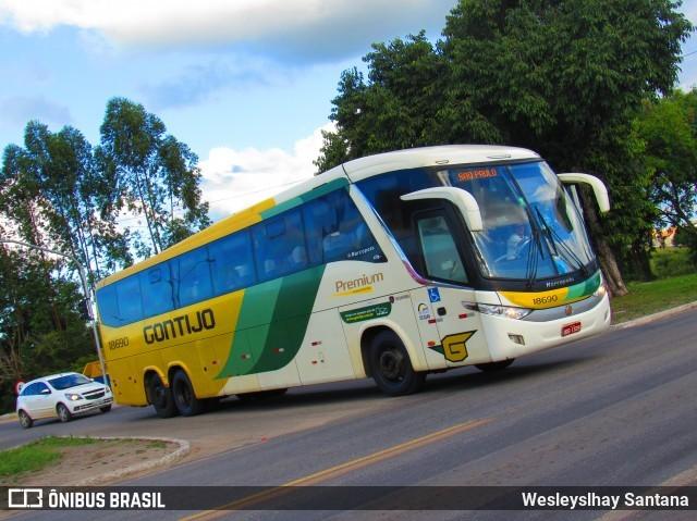 BA: Ônibus da Gontijo é proibido de desembarcar em Bom Jesus da Lapa