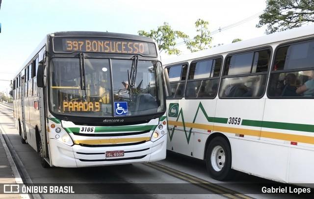 Porto Alegre: Nova tabela dos ônibus passa a vigorar a partir desta segunda-feira