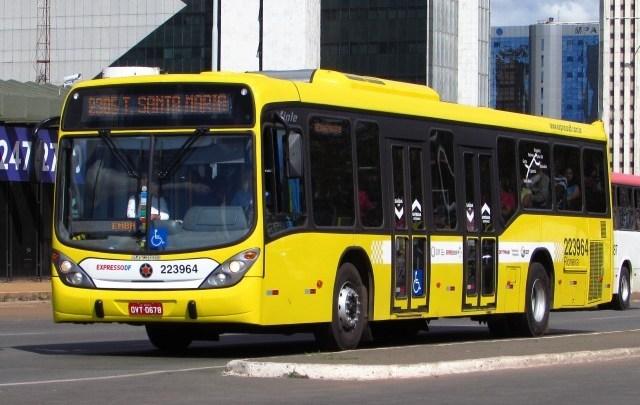Distrito Federal terá aumento na frota de ônibus nesta segunda-feira 13