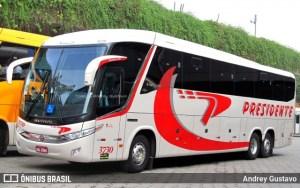 MG: Viação Presidente suspende operação da linha Caratinga x Belo Horizonte