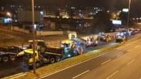 DNIT faz melhorias na Via Expressa da BR-282 em Florianópolis