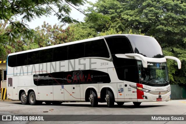 Viação Catarinense retoma operação na linha Curitiba x Foz do Iguaçu via Cascavel