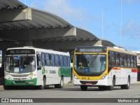 Grande Recife: Empresas de ônibus suspendem as demissões em massa e devem re-contratar rodoviários