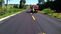 DNIT realiza obras de manutenção rodoviária em Mato Grosso do Sul