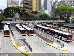 São Paulo: Terminal Bandeira altera pontos de quatro linhas durante obras