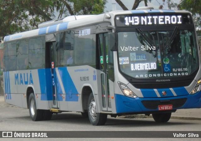 RJ: Prefeitura de Niterói restringe acesso de táxi e ônibus intermunicipais