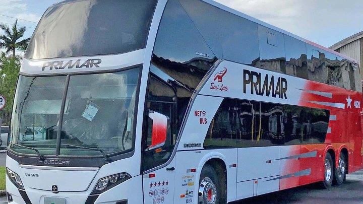 Busscar segue no compromisso de entrega dos ônibus fabricados