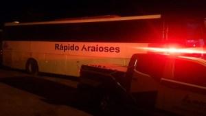 ANTT apreende dois ônibus piratas no interior do Piauí
