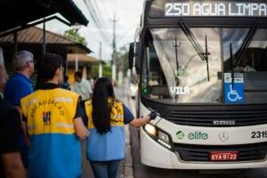 RJ: Volta Redonda realiza fiscalização nos ônibus na véspera de feriado