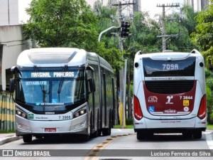 Sindmotorista diz que três motoristas de ônibus morreram de Covid-19 em São Paulo