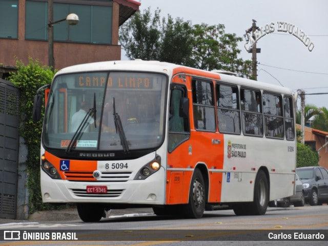 Prefeitura de São Paulo afirma que está reforçando 210 linhas de ônibus nesta semana
